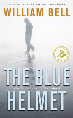 Book The Blue Helmet by William Bell