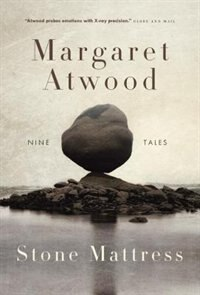 Book Stone Mattress by Margaret Atwood