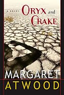 Book Oryx and Crake by Margaret Atwood