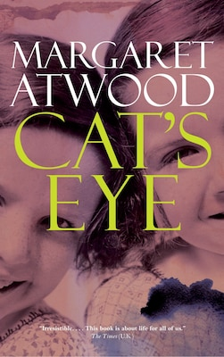 Book Cat's Eye by Margaret Atwood