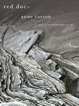 Book Red Doc> by Anne Carson