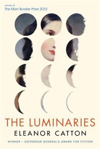Book The Luminaries by Eleanor Catton