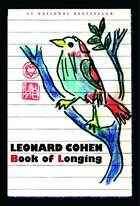 Book Book Of Longing by LEONARD COHEN