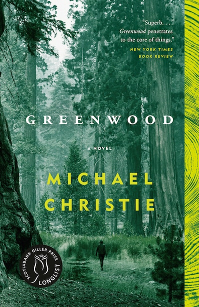Greenwood: A Novel by Michael Christie