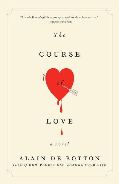 The Course Of Love de Alain De Botton
