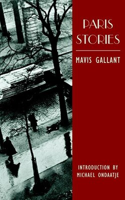 Book Paris Stories: by Mavis Gallant