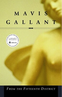 Book From the Fifteenth District by Mavis Gallant