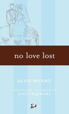 Book No Love Lost by Alice Munro