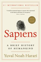 Book Sapiens: A Brief History Of Humankind by Yuval Noah Harari