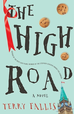 Book The High Road by Terry Fallis