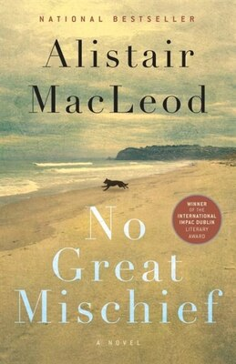 Book No Great Mischief by Alistair MacLeod