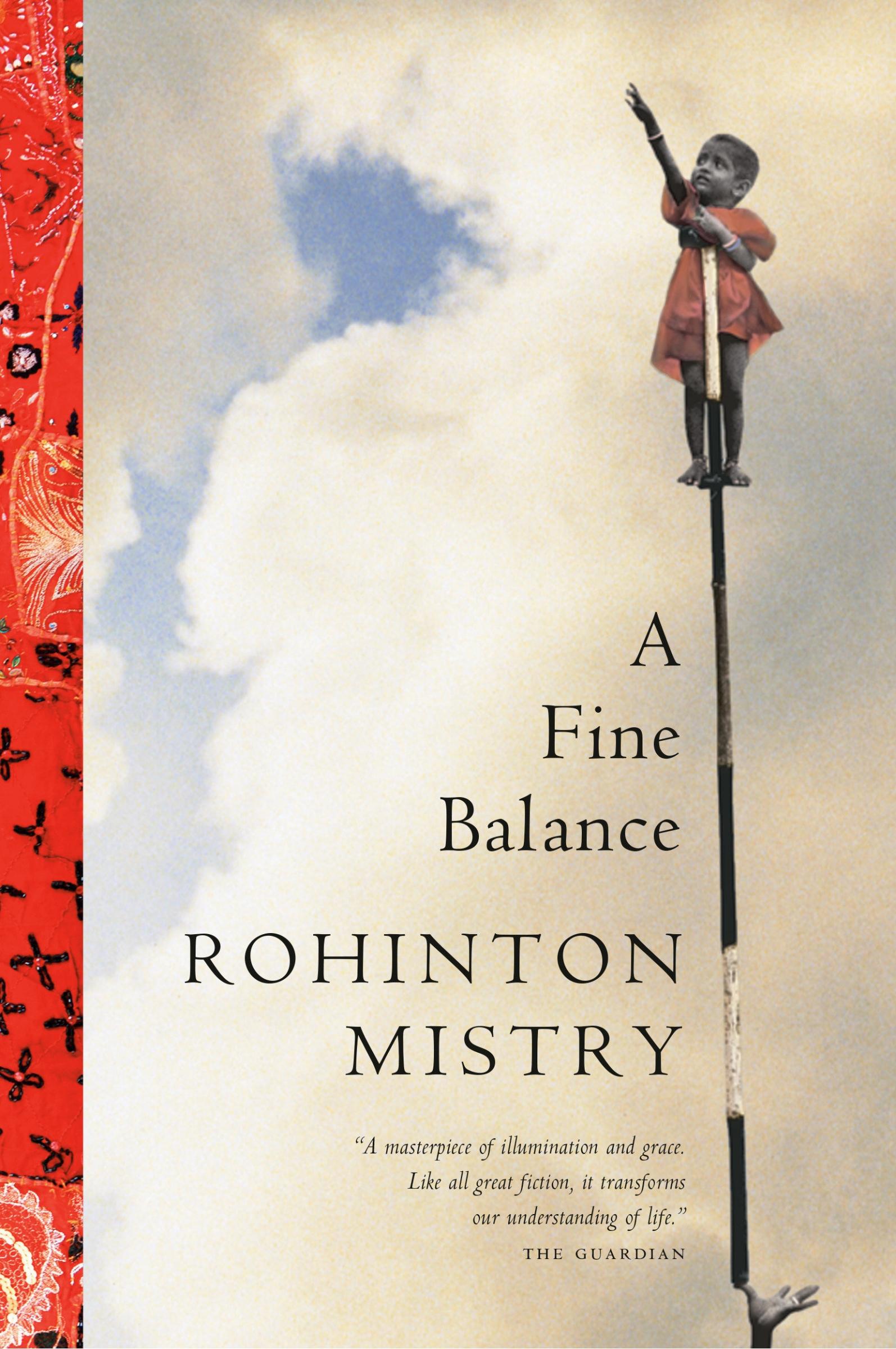 Book A Fine Balance: Oprah's Book Club No. 44 by Rohinton Mistry