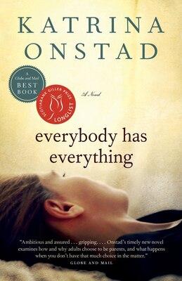 Book Everybody Has Everything by Katrina Onstad