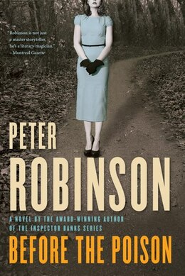 Book Before The Poison by Peter Robinson
