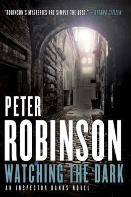Book Watching The Dark by Peter Robinson
