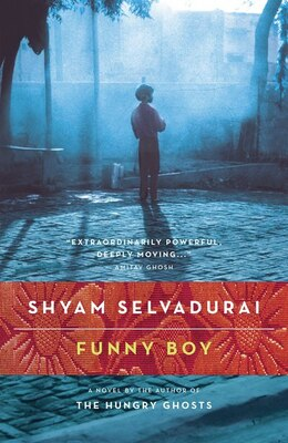 Book Funny Boy by Shyam Selvadurai