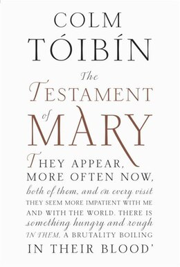 Book The Testament Of Mary by Colm Toibin
