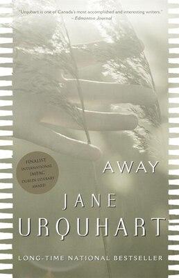 Book Away by Jane Urquhart