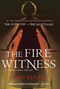 Book The Fire Witness by Lars Kepler