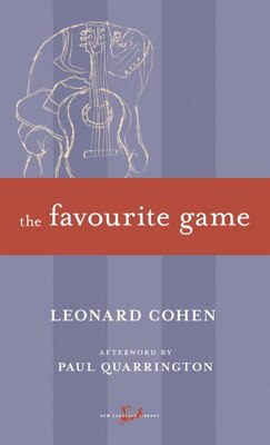 Book The Favourite Game by LEONARD COHEN