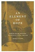 An Element of Hope: Radium and the Response to Cancer in Canada, 1900-1940