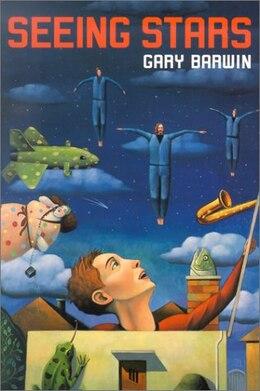 Book Seeing Stars by Gary Barwin