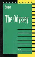 Book Odyssey by Coles Notes