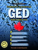Book Complete Canadian Ged Preparation Handbook: Adapt For Sv by Steck Vaughn Steck Vaughn