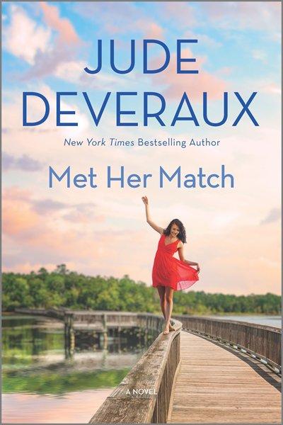 Met Her Match  Book By Jude Deveraux  Paperback