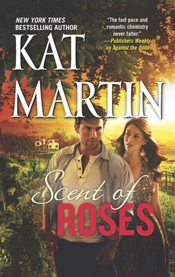 Book Scent of Roses by Kat Martin