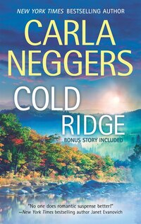 Cold Ridge: Shelter Island