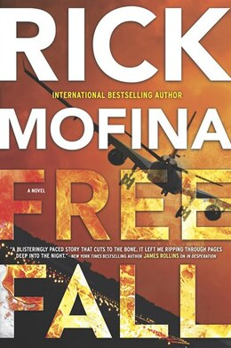 Book Free Fall by Rick Mofina