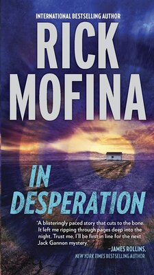 Book In Desperation by Rick Mofina