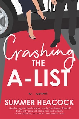 Book Crashing The A-list by Summer Heacock
