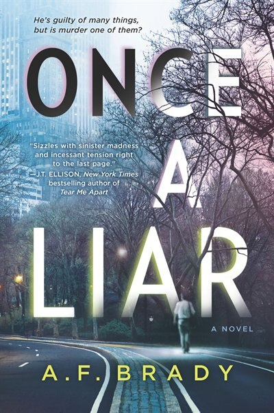 Once A Liar: A Novel by A.f. Brady