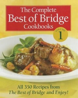 Book The Complete Best of Bridge Cookbooks Volume One by The Best Of The Editors Of Best Of Bridge