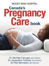 Canada's Pregnancy Care Book
