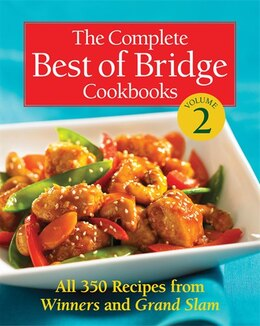 Book The Complete Best of Bridge Cookbooks Volume Two by The Editors Of Best Of Bridge
