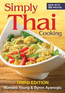Book Simply Thai Cooking by Wandee Young
