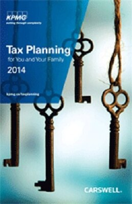 Book Tax Planning for You and Your Family 2014 by Paul B Hickey