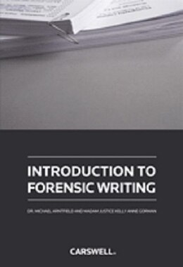 Book Introduction to Forensic Writing by Michael Arntfield