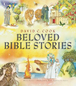 Book DAVID C COOK BELOVED BIBLE STORIES by David C Cook