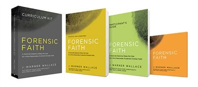FORENSIC FAITH CURRICULUM KIT: A Cold-Case Detective Helps You Rethink and Share Your Christian…