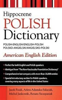 Polish-english/ English-polish Dictionary: American English Edition