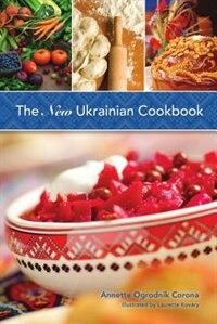 The New Ukrainian Cookbook de Annette Corona