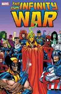 Infinity War by Jim Starlin