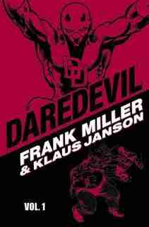 Daredevil By Frank Miller & Klaus Janson - Volume 1 by Frank Miller
