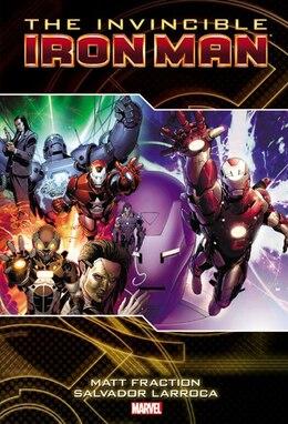 Book Invincible Iron Man Volume 2 by Matt Fraction