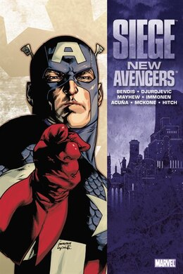 Book Siege: New Avengers by Brian Michael Bendis