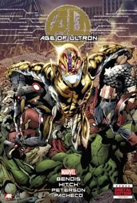 Book Age Of Ultron by Brian Michael Bendis